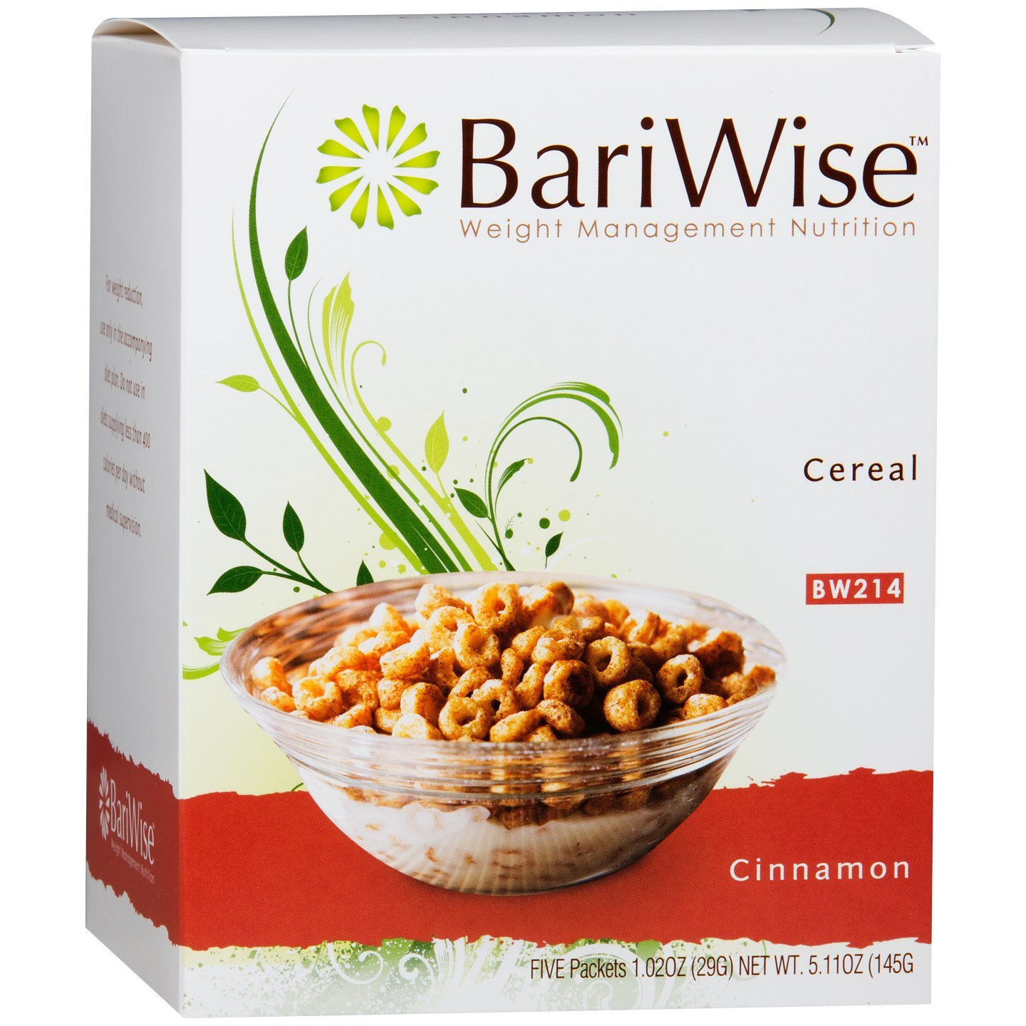 BariWise High Protein Diet Cereal